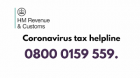 Covid 19-  HMRC Tax Helpline