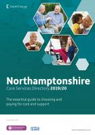 Northamptonshire Care Services Directory 2019-2020